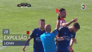 FC Famalicão, Expulsão, Lionn aos 28'