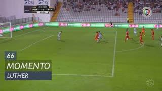 Moreirense FC, Jogada, Luther aos 66'