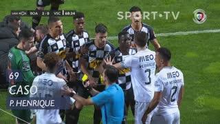 Vitória SC, Caso, Pedro Henrique aos 69'