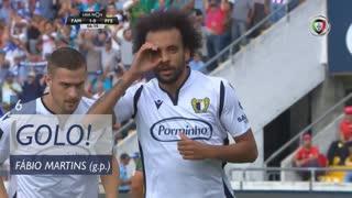 GOLO! FC Famalicão, Fábio Martins aos 6', FC Famalicão 1-0 FC P.Ferreira