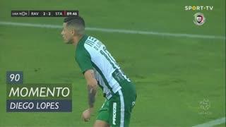 Rio Ave FC, Jogada, Diego Lopes aos 90'