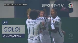 GOLO! FC Famalicão, Pedro Gonçalves aos 24', FC Famalicão 1-0 Vitória FC