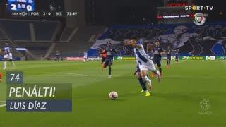 FC Porto, Penálti, Luis Díaz aos 74'