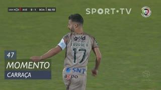 Boavista FC, Jogada, Carraça aos 47'