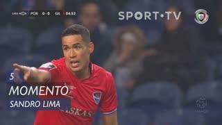 Gil Vicente FC, Jogada, Sandro Lima aos 5'