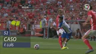 SL Benfica, Caso, Florentino Luís aos 52'