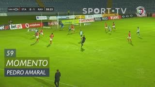 Rio Ave FC, Jogada, Pedro Amaral aos 59'