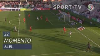 Moreirense FC, Jogada, Bilel aos 32'