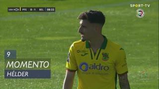 FC P.Ferreira, Jogada, Hélder aos 9'