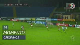 Vitória FC, Jogada, Carlinhos aos 14'