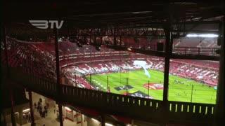 SL Benfica x Belenenses: Confere aqui a constituição das equipas!