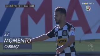 Boavista FC, Jogada, Carraça aos 33'