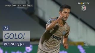 GOLO! Boavista FC, Bueno aos 73', FC Famalicão 2-2 Boavista FC