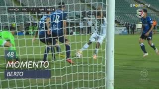 Vitória FC, Jogada, Berto aos 48'