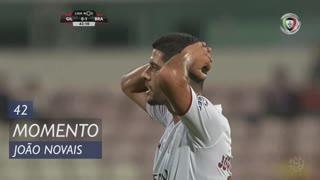 SC Braga, Jogada, João Novais aos 42'