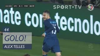 GOLO! FC Porto, Alex Telles aos 44', Vitória FC 0-2 FC Porto