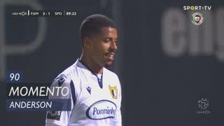 FC Famalicão, Jogada, Anderson aos 90'
