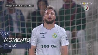 Vitória FC, Jogada, Ghilas aos 43
