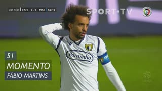 FC Famalicão, Jogada, Fábio Martins aos 51'