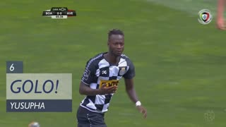 GOLO! Boavista FC, Yusupha aos 6', Boavista FC 1-0 CD Aves
