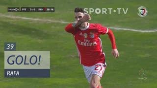 GOLO! SL Benfica, Rafa aos 39', FC P.Ferreira 0-1 SL Benfica
