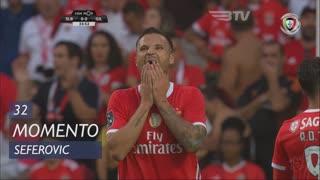 SL Benfica, Jogada, Seferovic aos 32'
