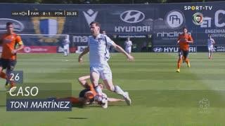 FC Famalicão, Caso, Toni Martínez aos 26'