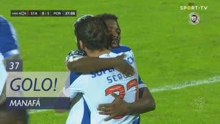 GOLO! FC Porto, Manafá aos 37', Santa Clara 0-1 FC Porto