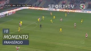SC Braga, Jogada, Fransérgio aos 10'