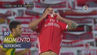 SL Benfica, Jogada, Seferovic aos 80'