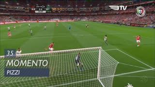 SL Benfica, Jogada, Pizzi aos 35'