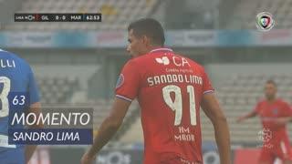Gil Vicente FC, Jogada, Sandro Lima aos 63'