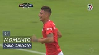 Santa Clara, Jogada, Fábio Cardoso aos 42'