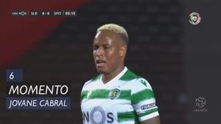 Sporting CP, Jogada, Jovane Cabral aos 6'