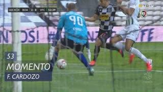 Boavista FC, Jogada, F. Cardozo aos 53'