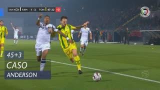 FC Famalicão, Caso, Anderson aos 45'+3'