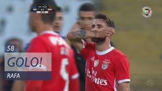 GOLO! SL Benfica, Rafa aos 58', Belenenses 0-1 SL Benfica