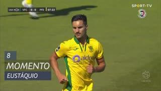 FC P.Ferreira, Jogada, Eustáquio aos 8'