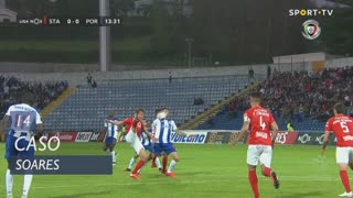 FC Porto, Caso, Soares aos 14'