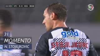 Boavista FC, Jogada, N. Stojiljkovic aos 31'