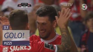 GOLO! SL Benfica, Pizzi aos 53', SL Benfica 2-0 Gil Vicente FC