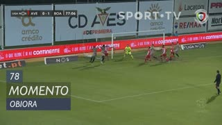 Boavista FC, Jogada, Obiora aos 78'