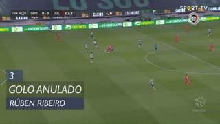 Gil Vicente FC, Golo Anulado, Rúben Ribeiro aos 3'