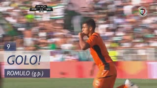 GOLO! Portimonense, Romulo aos 9', Portimonense 1-2 Sporting CP