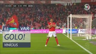GOLO! SL Benfica, Vinícius aos 65', SL Benfica 4-0 Portimonense