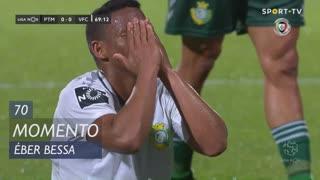 Vitória FC, Jogada, Éber Bessa aos 70