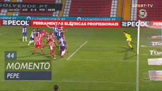 FC Porto, Jogada, Pepe aos 44'