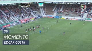 Marítimo M., Jogada, Edgar Costa aos 90'