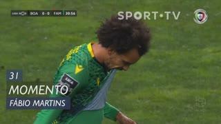 FC Famalicão, Jogada, Fábio Martins aos 31'
