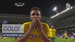 GOLO! FC P.Ferreira, Marco Baixinho aos 17', Boavista FC 1-1 FC P.Ferreira